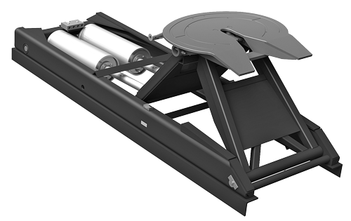 Fifth Wheel Lift Kits : Products gt fifth wheels holland terminal tractor