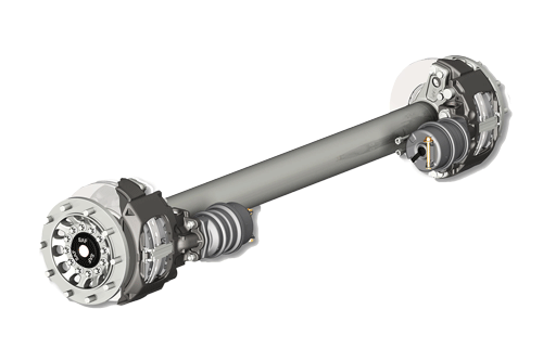 Trailer Axles Brakes System : Products gt trailer axles and suspension systems