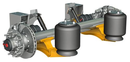 Cbx U W Fusion Disc Large on Neway Air Suspension Diagram