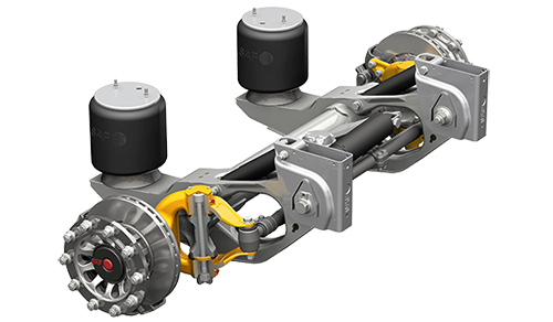 Products > Trailer Axles and Suspension Systems > Air